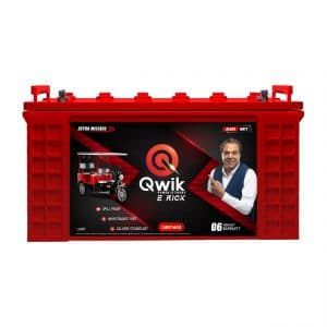 E-Rickshaw Battery QER1600-110AH