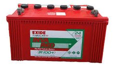 Exide Inva Red 100Plus-100AH
