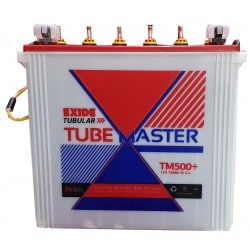 Exide Tube Master TM500Plus-150AH