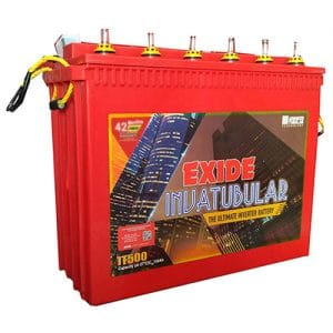 Exide Inva Tubular IT500-150AH