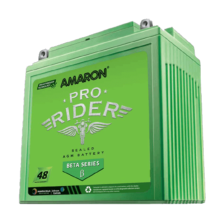 amaron 2.5 Ah battery