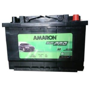 Amaron 100 Ah Battery