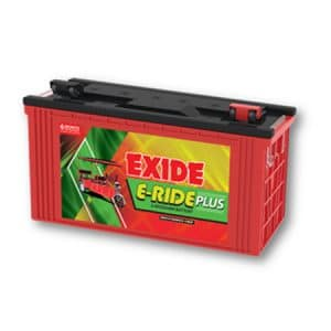 Exide E-Rickshaw Battery