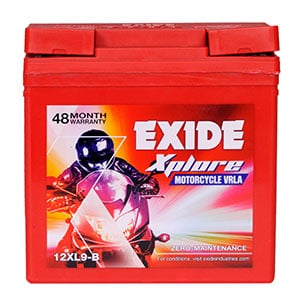 EXIDE XPLORE (12XL9-B)