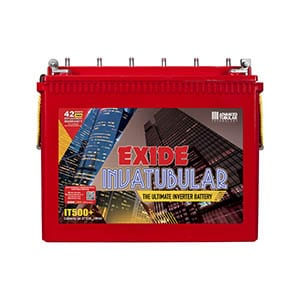 EXIDE INVA TUBULAR (IT500+)