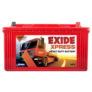 EXIDE XPRESS (XP880)