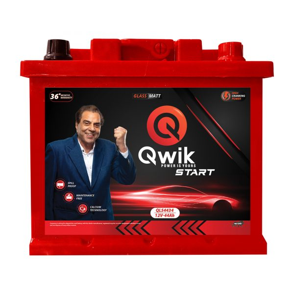 Qwik Din QL54434 - online battery store in hyderabad