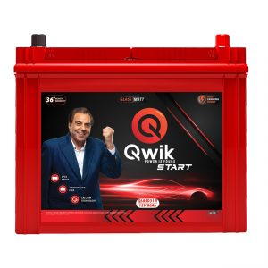 Qwik QL85D31R - online battery store in hyderabad