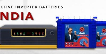 most effective inverter batteries in India