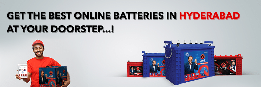 best online batteries in Hyderabad